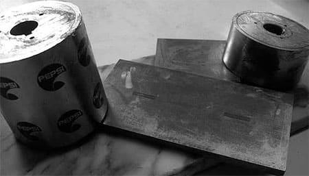 Cuchillas de Fleje