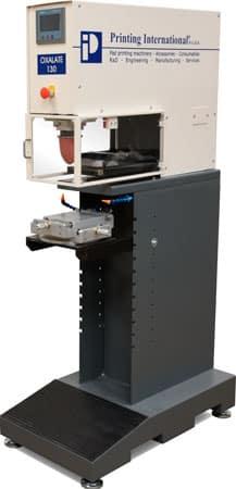 Maquinas de Tampografía