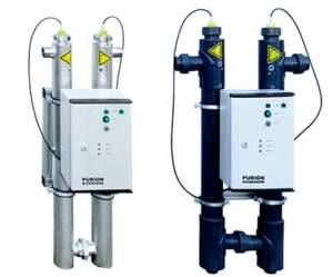 Desinfección UV Aguas Residuales