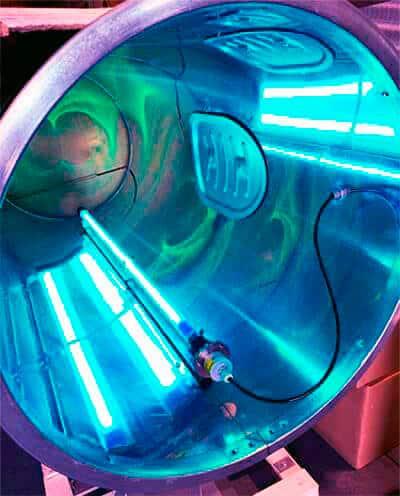 Equipos de Desinfección UV Aire