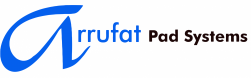 Arrufat Pad Systems Logo