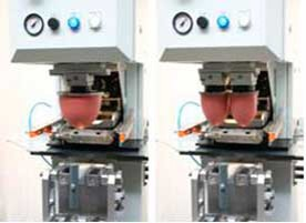 Máquinas de Tampografía